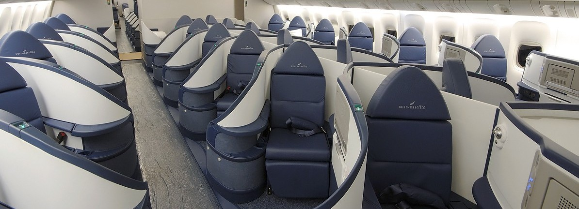 Emirates Vs Delta Business Class To Africa