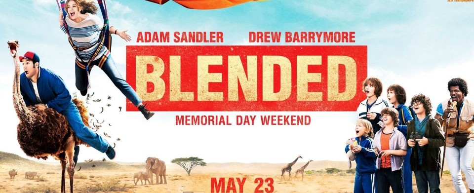 Blended Movie Filmed in South Africa |