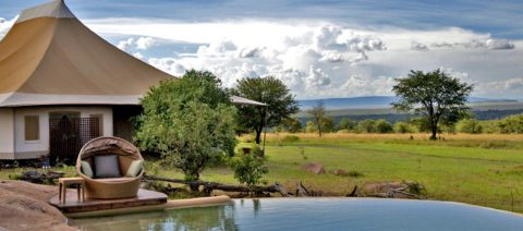 Sayari Tented Camp, Serengeti, Tanzania