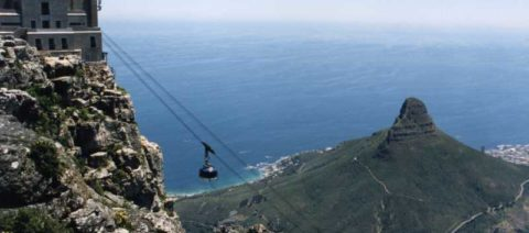 Table Mountain Cable Car to Close July 2020 for Annual Maintenance