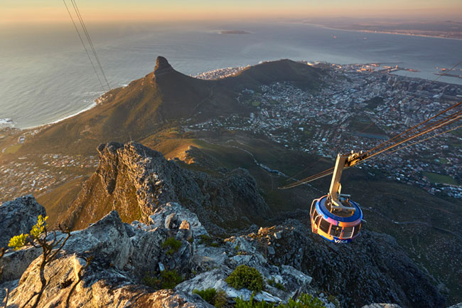 Table Mountain Cable Car Closing For 6 Weeks